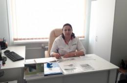 <p><strong>медсестра УЗИ и приемного покоя Гамзалова Аминат Магомедовна</strong></p>