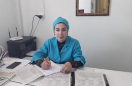 <p><strong>Заведующая гинекологического отделения Мусаева Ума Запировна</strong></p>