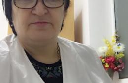 <p>Рентген лаборантка ГБУ РД Гунибская ЦРБ Рамазанова Муслимат Хайбулаевна</p>